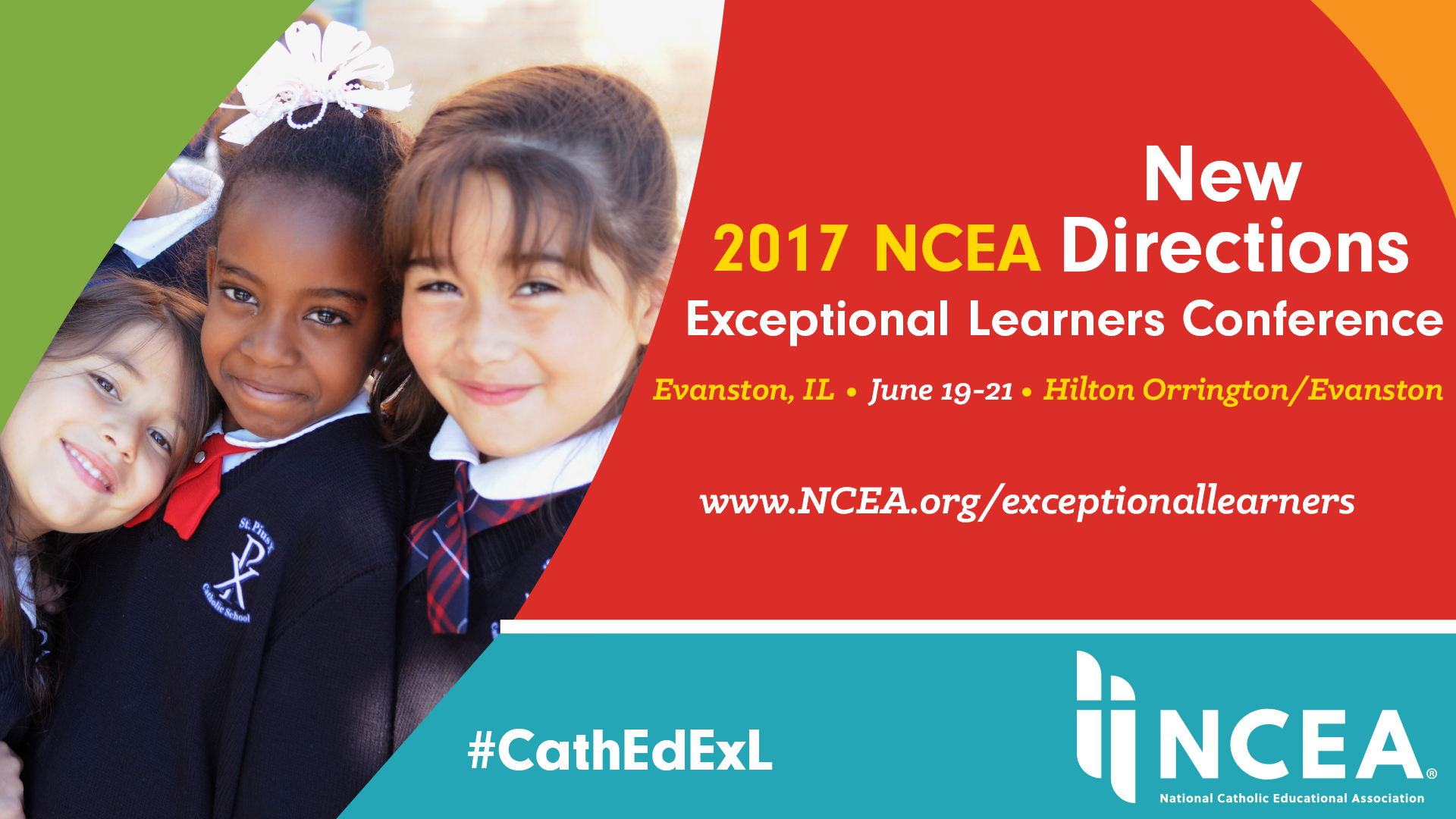 2017 NCEA New Directions Exceptional Learners Conference