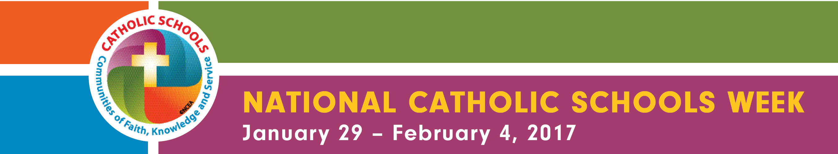 Image result for catholic schools week 2017