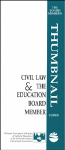 Civil Law and the Education Board Member Thumbnail