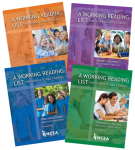 All Four Volumes of the Working Reading Lists a set of 4.